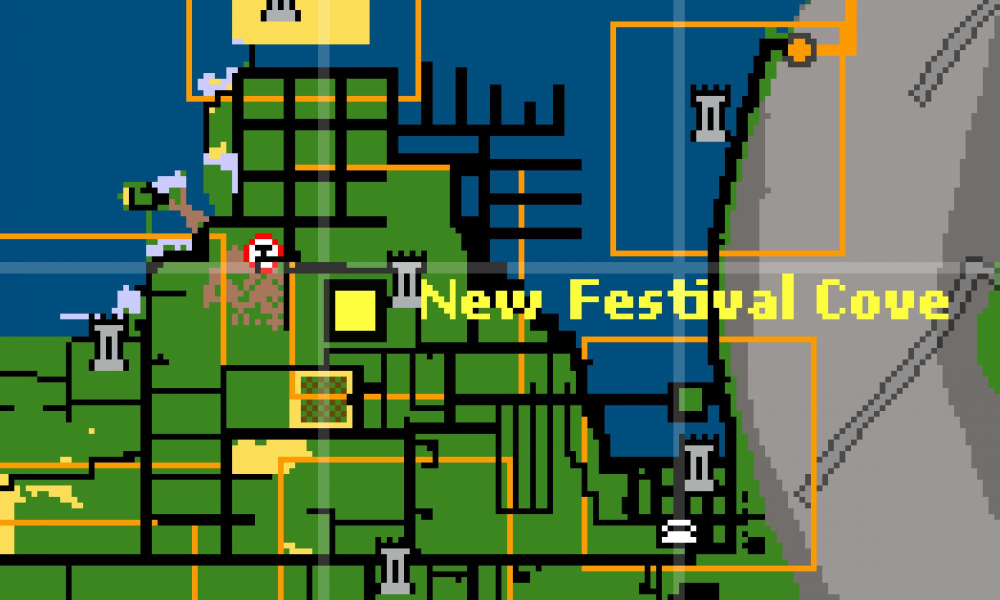 New Festival Cove